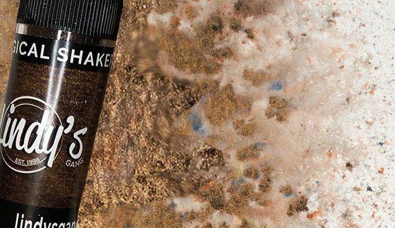 Lindy's Stamp Gang Antique Bronze Magical Shaker (mshake-25)