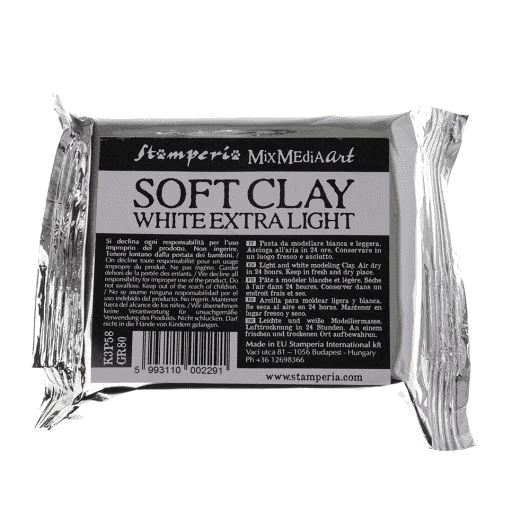 Stamperia Soft Clay (80gr) (K3P58)