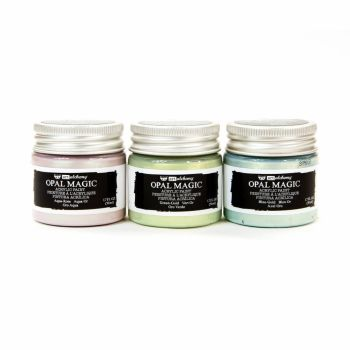 Prima Marketing Art Alchemy Opal Magic - Pastel Set