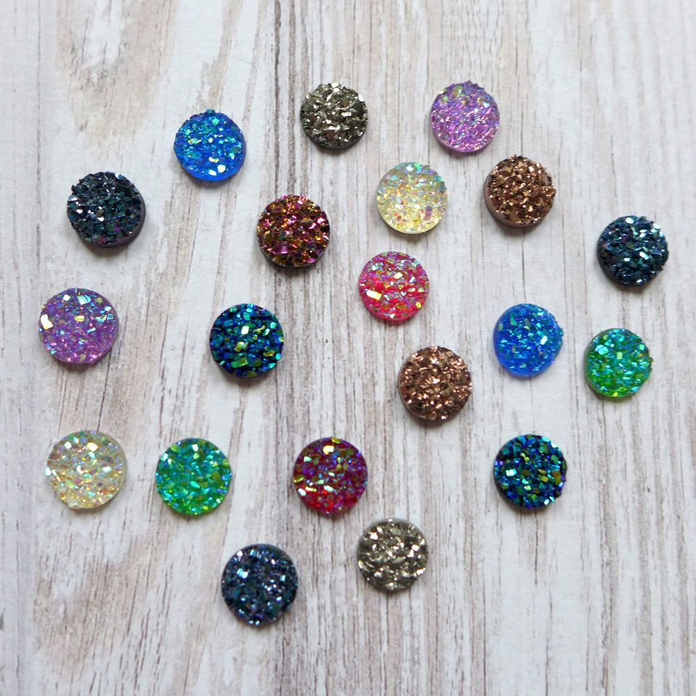 Bling - Mini Sparkles Cabochons (CA3033)