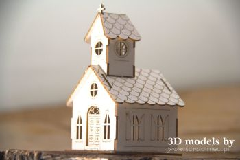 House - Mini Church (5620)