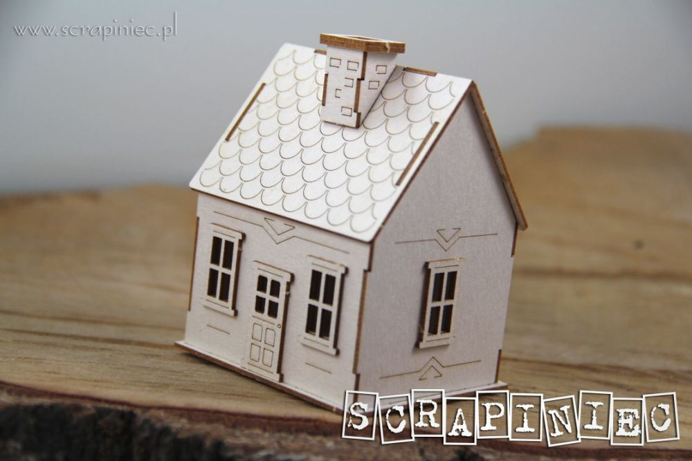 House - Tiny Family House 03 (5535)