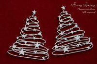 Starry Springs - Christmas Trees (3152)