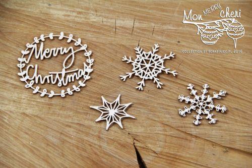 Mon Merry Cheri - Merry Christmas (4305)