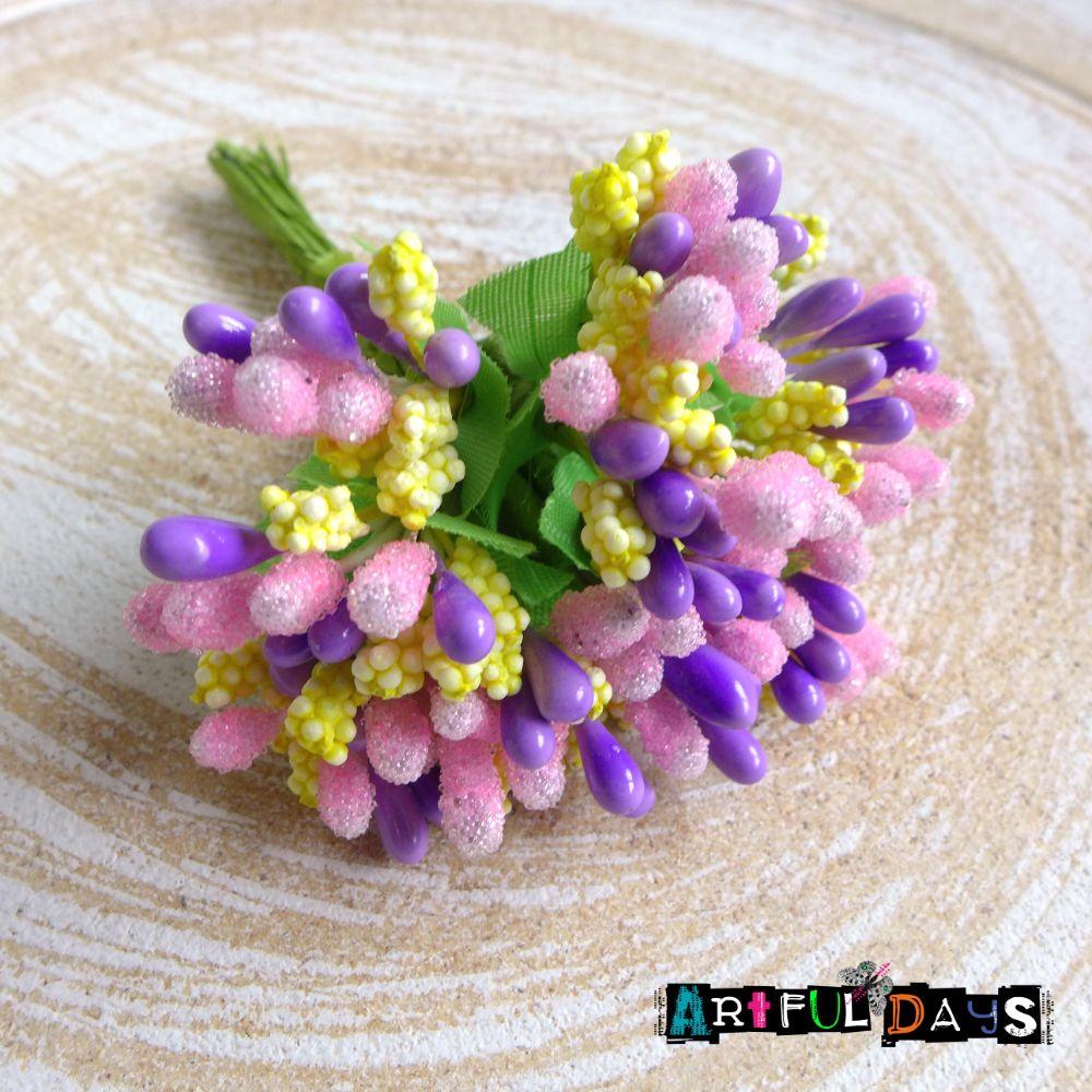 Stamens & Floral Sprays