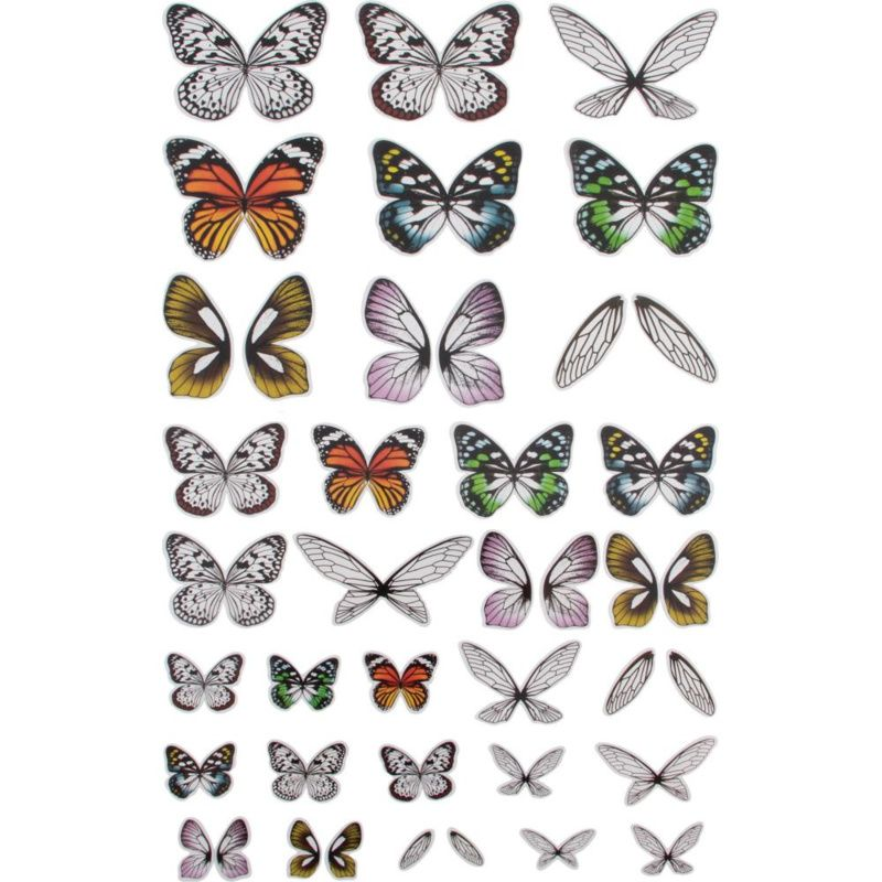 Idea-ology Tim Holtz Transparent Wings (72pcs) (TH93785)