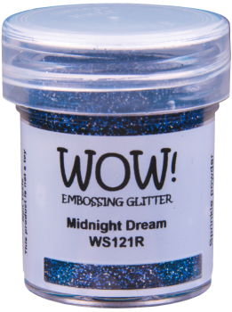 WOW Embossing Glitter - WS121 Midnight Dream
