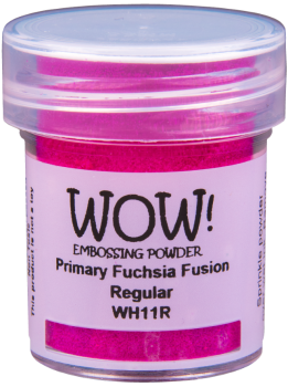 WOW Embossing Powder Primary - WH11 Fuchsia Fusion