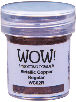WOW Embossing Powder Metallic - WC02 Metallic Copper