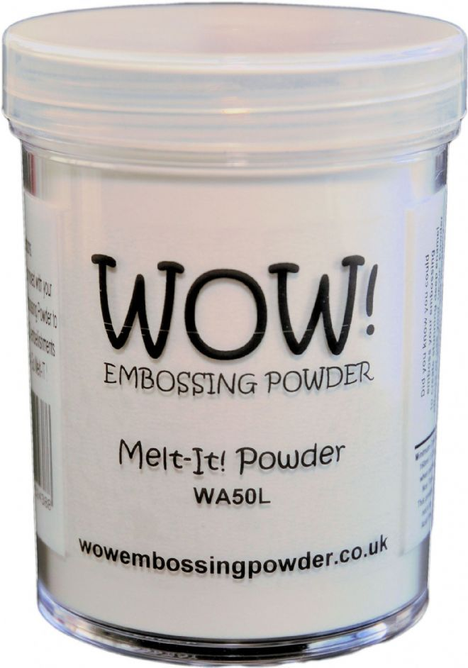 WOW! Melt-It Powder