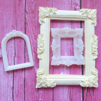 Set 1 - Resin Frames Clearance