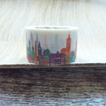 City View Washi Tape - 30mm - 7 meters