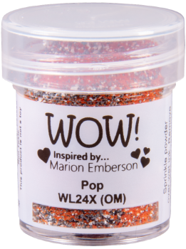 WOW Special Colour Embossing Power - WL24 Colour Blend - Pop