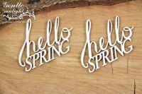 Gentle Sunlight - Hello Spring x 2 (5562)