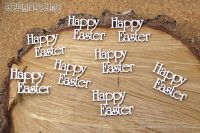 Easter - Happy Easter Words (5427)