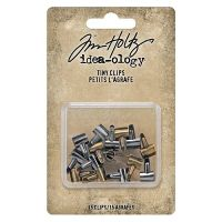 Idea-ology Tim Holtz Tiny Clips (TH94025)