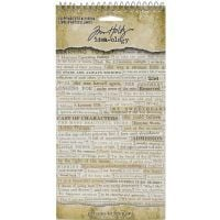Idea-ology Tim Holtz Clipping Stickers Book (TH94030)
