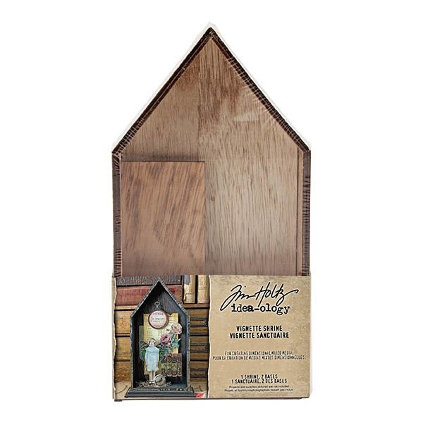 Idea-ology Tim Holtz Vignette Shrine (TH94034)