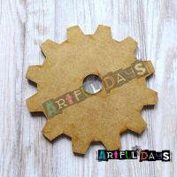Artful Days MDF - Cog/Gear 8cm (ADM027)