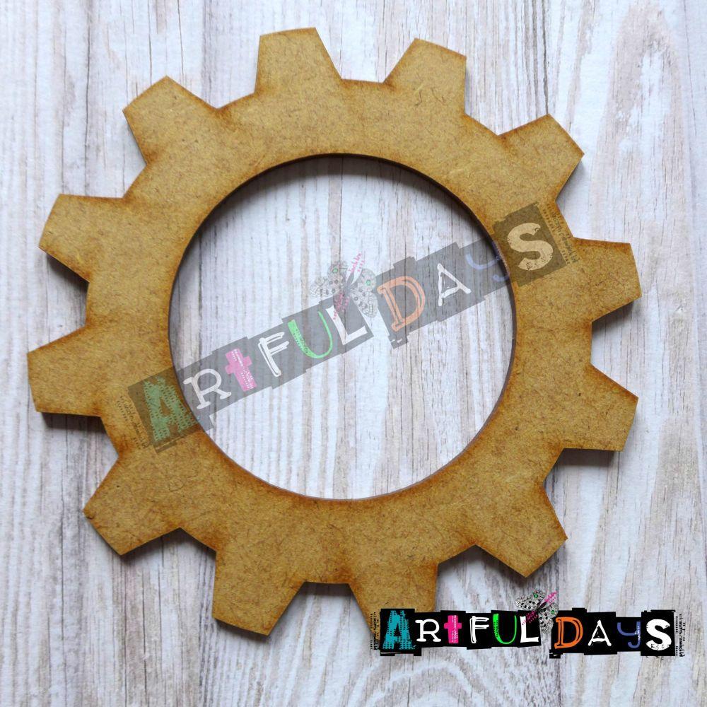 Artful Days MDF - Cog/Gear 10cm (ADM028)