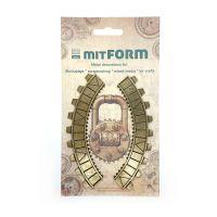 mitFORM Scale 2 Metal Embellishments (MITS046)
