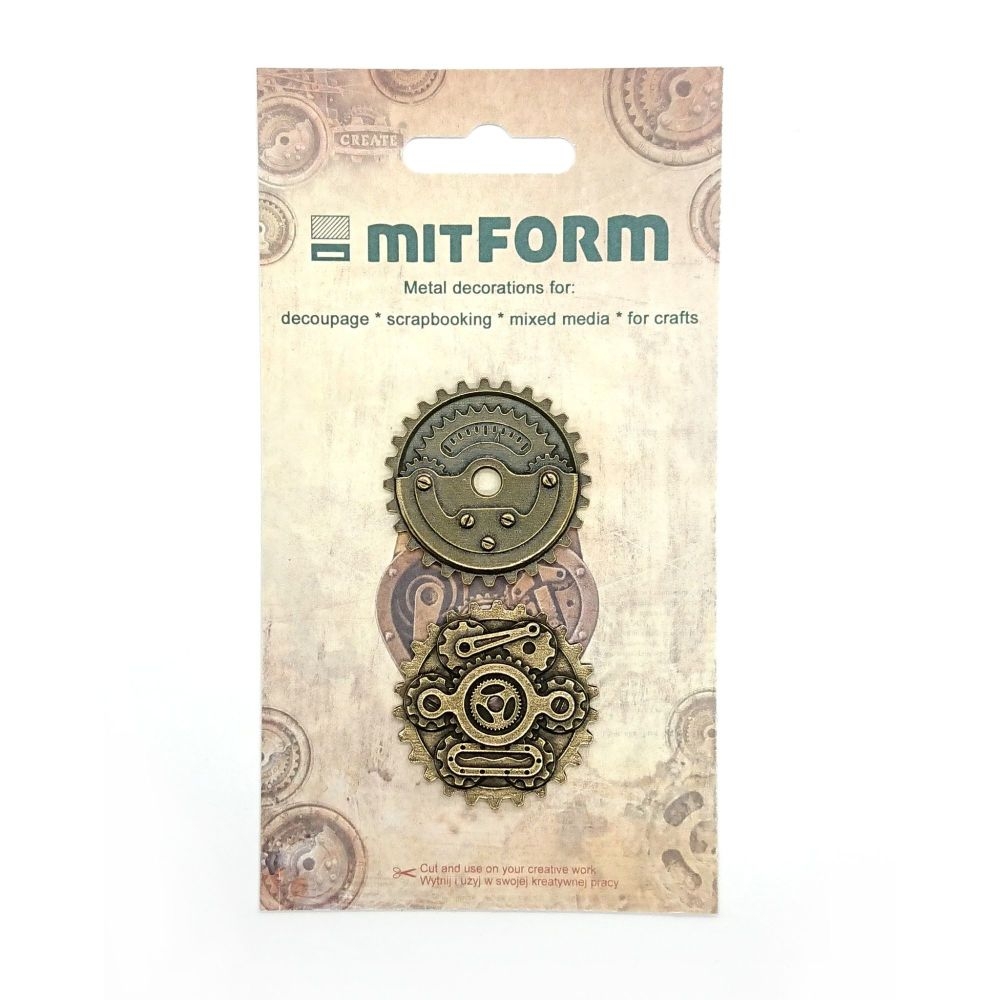 mitFORM Assembly Metal Embellishments (MITS001)