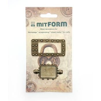 mitFORM Frame 2 Metal Embellishments (MITS026