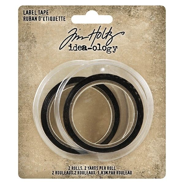 Idea-ology Tim Holtz Label Tape (TH94043)