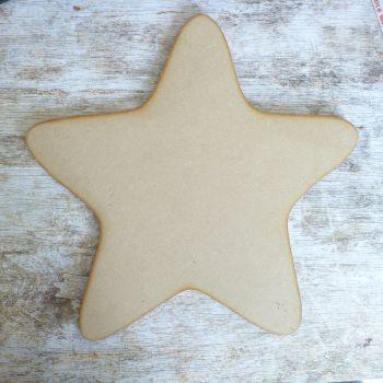 MDF Large Star (010)
