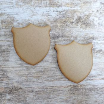 MDF Sheriff Badge/Shield (031)