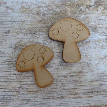 MDF Mushrooms (050)