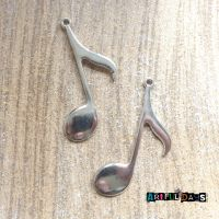 Musical Notes Charms (C085)