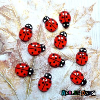 Cute Ladybirds (CA3025)