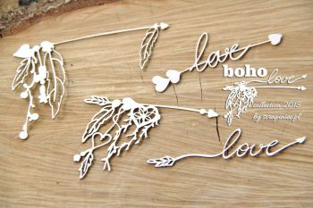 Boho Love - Small Arrows 02 (5141)