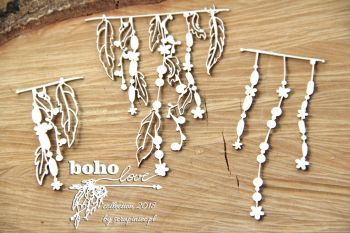 Boho Love - Small Garlands 02 (5144)