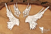 Vulnerable - BIG set of wings (5652)