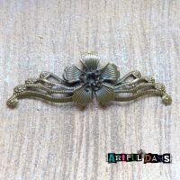 Metal Flower Arch (C182)