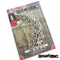 Treasured Artefacts - Leafy Silver Branch (TA233)