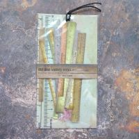 Mottled Old Ruler Stickers (PA028)
