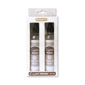 Stamperia Crystal Resin 50ml Kit (KEN13)