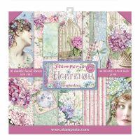 Stamperia Hortensia 12 x 12