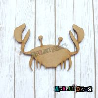 Artful Days MDF Sea Critters Collection - Crab (ADM038)