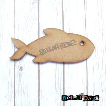 Artful Days MDF Sea Critters Collection - Little Fish (ADM037)