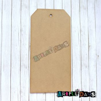 Artful Days MDF - Large Tag (ADM043)