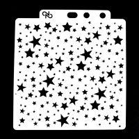 Stencil ~ Stars