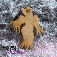 Artful Days MDF Frightful Halloween - Ghost (ADM046)