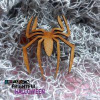 Artful Days MDF Frightful Halloween - Spider (ADM049)
