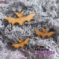 Artful Days MDF Frightful Halloween -  Bat Family (ADM045)