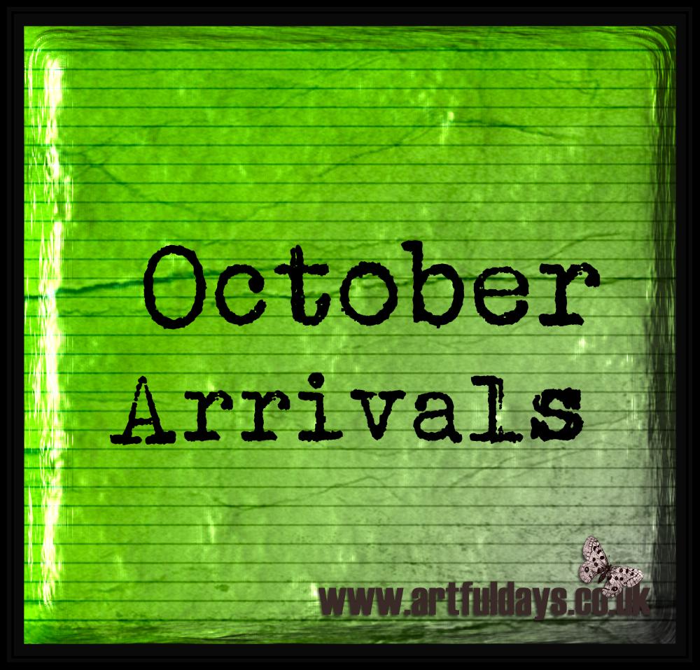 October Arrivals