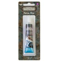 Prima Finnabair  Art Alchemy - Matte Wax - Patina Blue